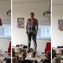 Profesora Holandesa tiene el mejor método para enseñar Anatomía